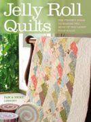 Jelly Roll Quilts by Pam and Nicky Lintott